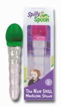 Spilly Spoon gyógyszeradagoló kanál - rózsaszín