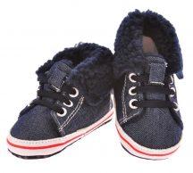 Yo! Babakocsi cipő 6-12 hó - Farmerkék
