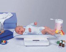 Momert digitális baba -és gyermekmérleg - 6420