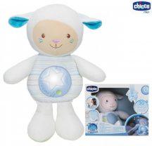 First Dreams zene-fény altató bárányka  0h + kék