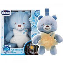 Chicco Goodnight Mackó altatózene és éjszakai fény - kék