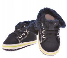 Yo! Babakocsi cipő - Sötétkék 0-6 hó