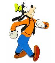 Disney habszivacs fali dekoráció - Goofy