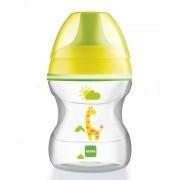 MAM Learn to drink cup - ivástanuló pohár 190 ml 6+ - sárga/zöld