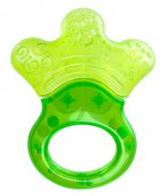 Canpol csörgő hűtőrágókával 56/136 - zöld