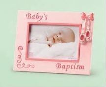 Russberrie Small Blessings képkeret - rózsaszín