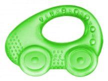 Canpol hűtőrágóka -  zöld autó