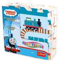 Thomas a gőzmozdony szivacs puzzle