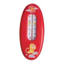 Nuby fürdővíz hőmérő - piros
