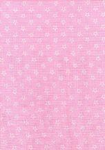 1db-os mintás pelenka - rózsaszín csillagok
