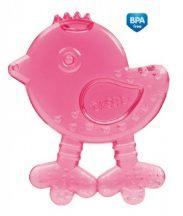 Canpol hűtőrágóka - rózsaszín  madárkás