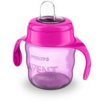 Avent Itatópohár Classic 200 ml 6+ rózsaszín/lila