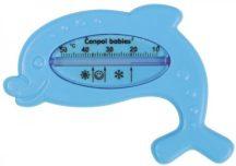 Canpol fürdővíz hőmérő - kék delfin