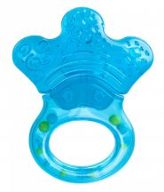 Canpol csörgő hűtőrágókával 56/136 - kék
