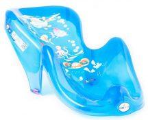 """""""Aqua"""" átlátszó babatartó - kék"""
