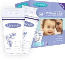 Lansinoh anyatejtároló fagyasztózacskó - 50 db/csomag