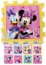 Disney Minnie habszivacs ugróiskola 8 db puzzle
