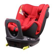 Avova Swan-Fix 0-25 kg ISOFIX biztonsági autósülés 360° fokban forgatható  - Maple Red