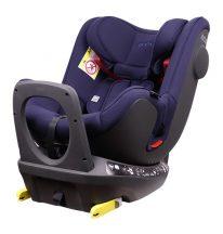 Avova Swan-Fix 0-25 kg ISOFIX biztonsági autósülés 360° fokban forgatható  - Atlantic Blue