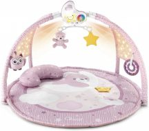 Chicco Játszószőnyeg projektorral 0h + rózsaszín
