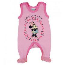"Disney Minnie ujjatlan rugdalózó ""Love""(74)"