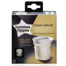 Tommee Tippee Closer To Nature anyatejtároló doboz - 4db/csomag
