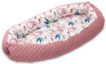 Babafészek - rózsaszín álomfogó