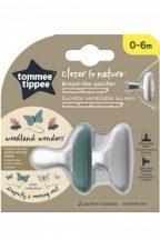 Tommee Tippee 2 db anyamell formájú nyugtató cumi 0-6 hó - dragonfly & moming mist