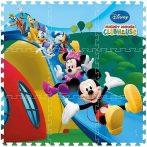 Disney Mickey Mouse habszivacs szőnyeg 9 db-os