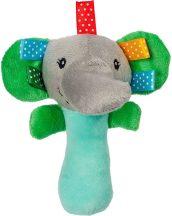 Akuku plüss csörgő elefánt