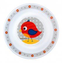 Canpol babies műanyag tányér - madár