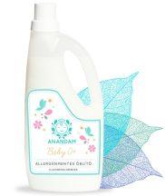 Anandam Baby allergénmentes öblítő – illatmentes 1 l