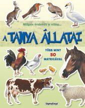 Milyen érdekes a világ… A tanya állatai