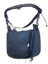 Caretero Classic pelenkázó táska - navy