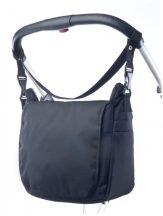 Caretero Classic pelenkázó táska - black