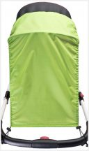 Caretero univerzális napfénytető - green
