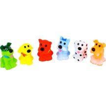 Kutyák 1 db fürdőjáték  többféle változatban