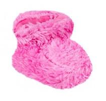 Yo! szőrös babakocsi mamusz 0-6hó - rózsaszín