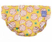 BambinoMio úszópelenka 12-15 kg - Cool Citrus