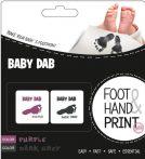 BABY DAB Lenyomatkészítő - szürke
