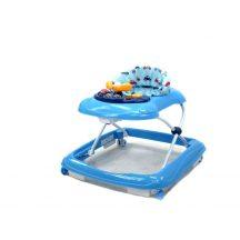 Asalvo Baby Walker bébikomp zenés játéktálcával - Cars Blue