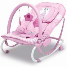 Asalvo Relax pihenő-hintaszék 9 kg-ig - Bunny light pink