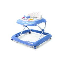 Asalvo bébikomp zenés játéktálcával - Baby Starts Light Blue