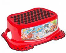 Tega Baby fellépő - piros autó