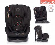 Colibro Omni  0-36 kg ISOFIX biztonsági autósülés 360° fokban elfordítható - Onyx
