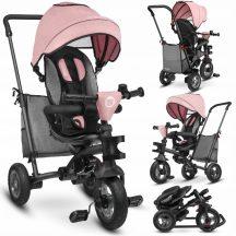 Lionelo Tris összecsukható tricikli (forgatható üléssel) - Candy/Rose