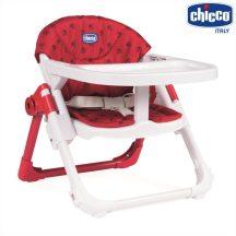 Chicco Chairy 2in1 székmagasító ülőke és kisszék -  Ladybug piros