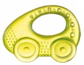 Canpol hűtőrágóka - sárga autó