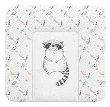 Puha pelenkázó lap 75*72 cm - Raccoon
