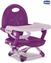 Chicco Pocket Snack székmagasító etetőszék - Violetta (2020)